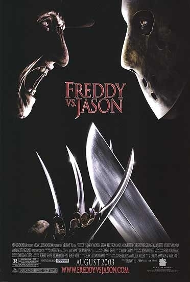 La locandina di Freddy Vs. Jason