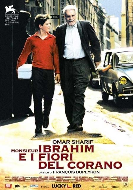 La locandina di Monsieur Ibrahim e i fiori del Corano