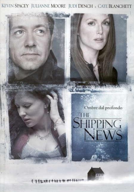La locandina di The Shipping News