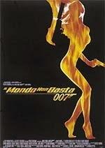 La locandina di 007- Il mondo non basta