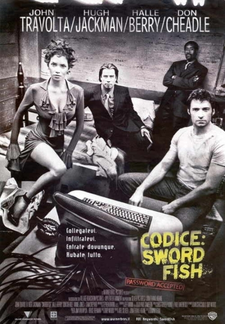 La locandina di Codice: Swordfish