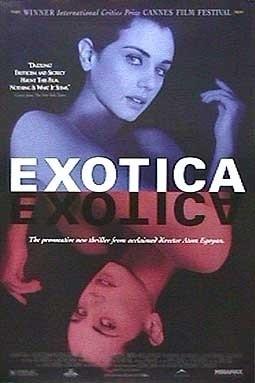 La locandina di Exotica