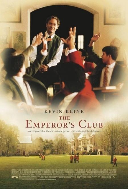 La locandina di Il club degli imperatori