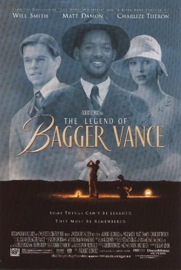 La locandina di La leggenda di Bagger Vance