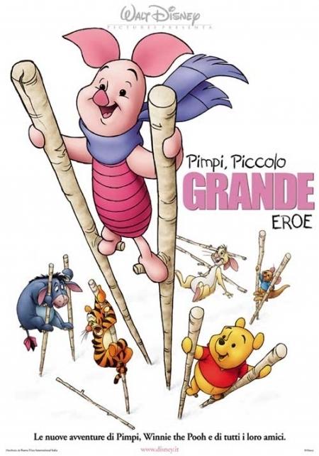 La locandina di Pimpi, piccolo grande eroe