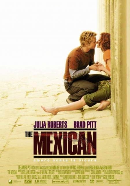 La locandina di The Mexican