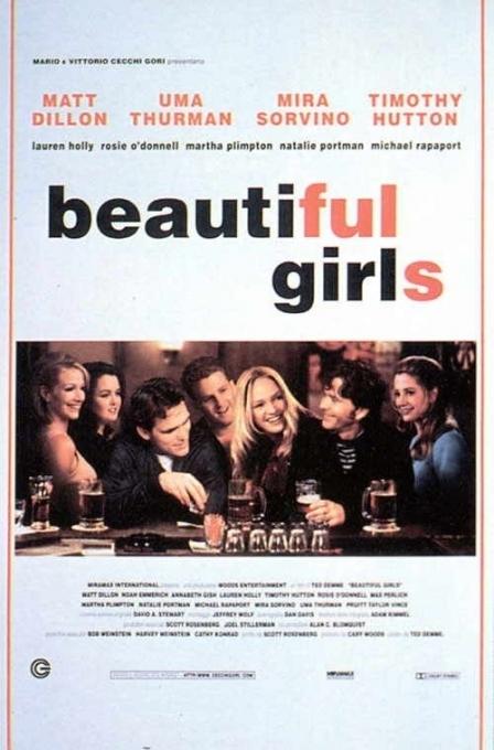 La locandina di Beautiful Girls