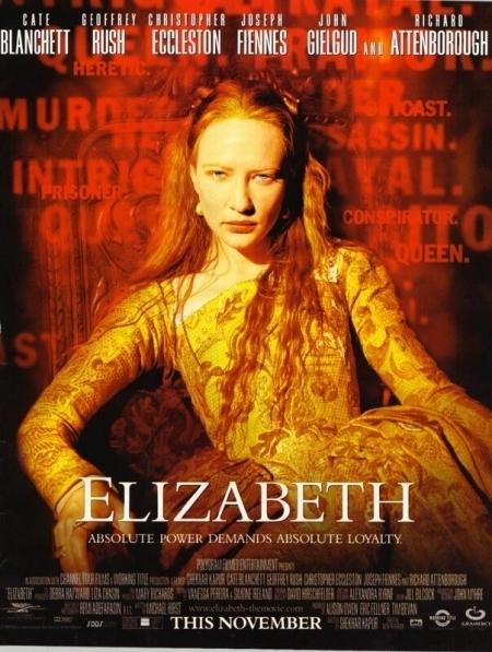 La locandina di Elizabeth