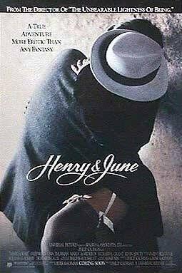 La locandina di Henry & June