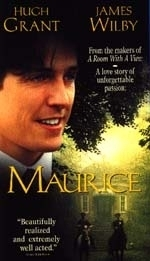 La locandina di Maurice