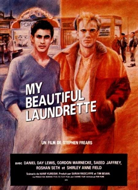 La locandina di My Beautiful Laundrette