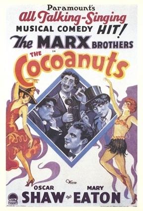La locandina di Noci di cocco