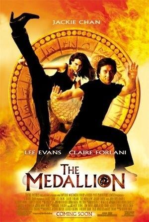 La locandina di The Medallion