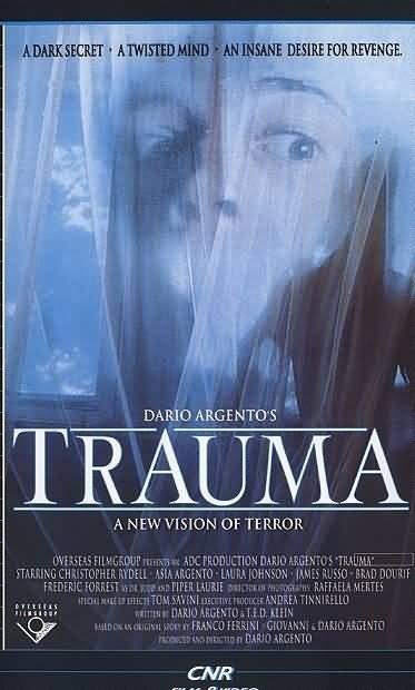 La locandina di Trauma