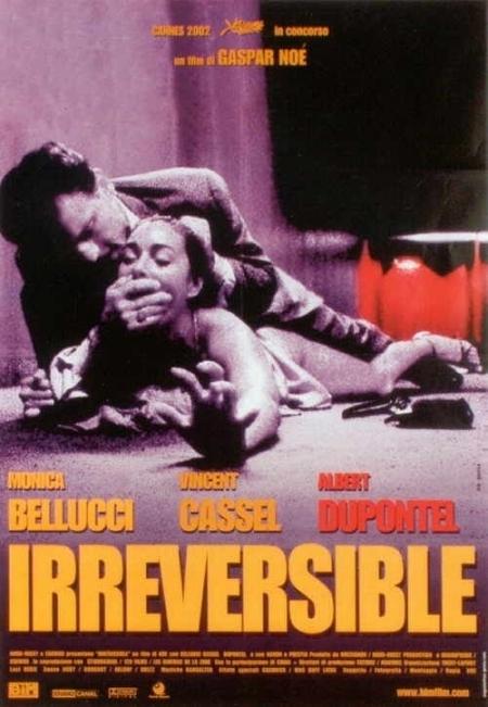 La locandina di Irréversible