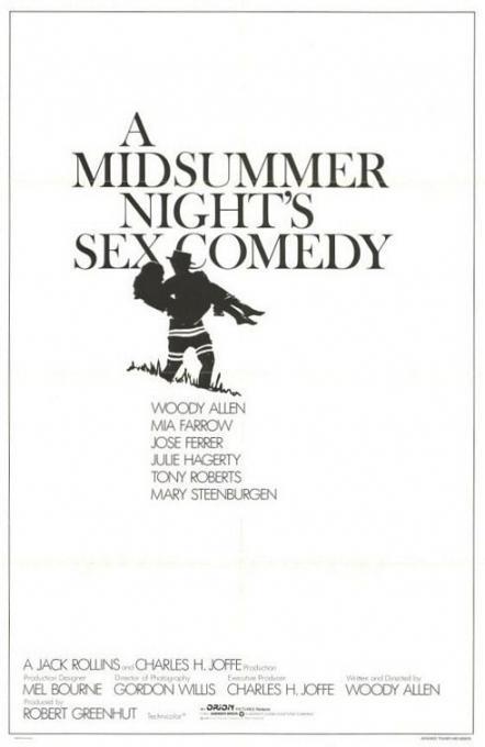 La locandina di Una commedia sexy in una notte di mezza estate