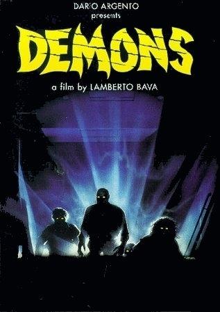 La locandina di Demoni