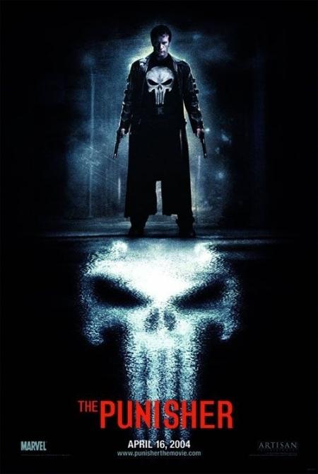 La locandina di The Punisher