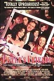 La locandina di Gli amici di Peter