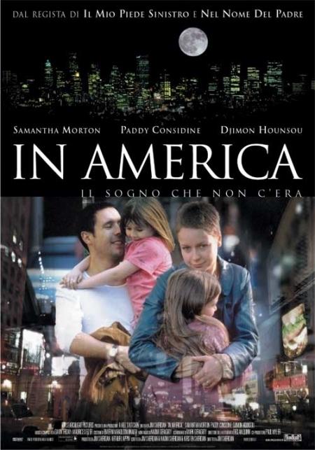 La locandina di In America