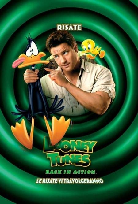 La locandina di Looney Tunes: Back in Action
