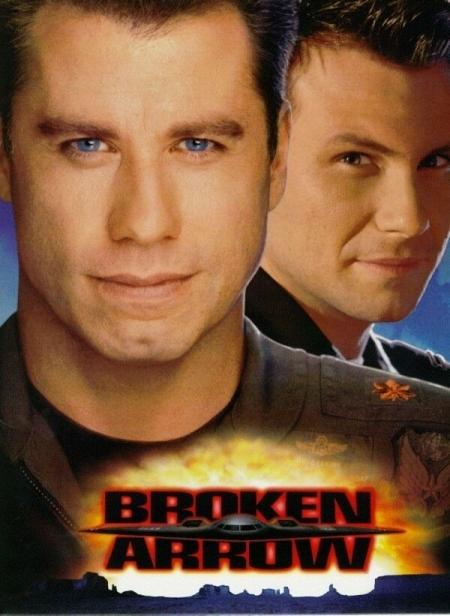 La locandina di Nome in codice: Broken Arrow