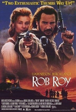 La locandina di Rob Roy