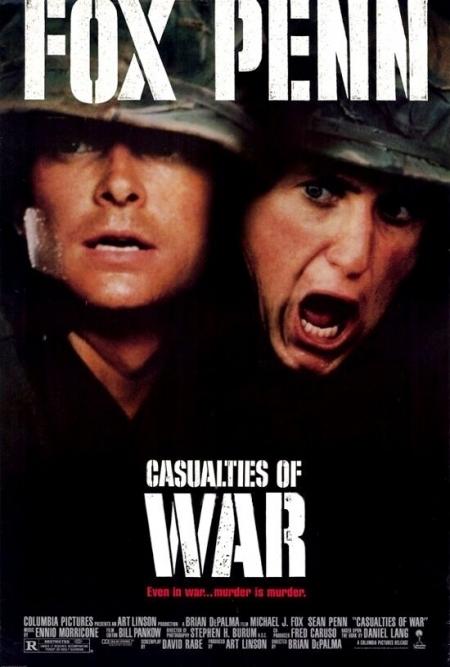 La locandina di Vittime di guerra