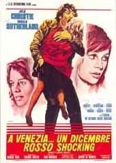 La locandina di A Venezia... un dicembre rosso shocking