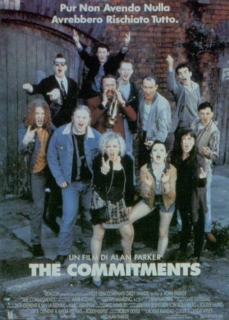 La locandina di The Commitments