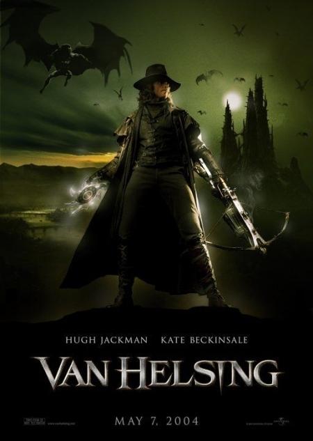 La locandina di Van Helsing