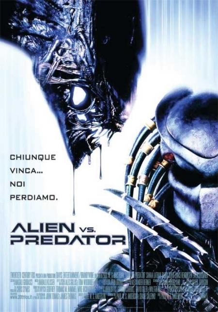 La locandina di Alien Vs. Predator
