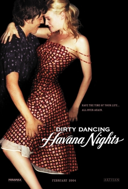 La locandina di Dirty Dancing 2 (Havana Nights)