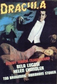 La locandina di Dracula