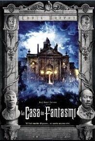La locandina di La casa dei fantasmi