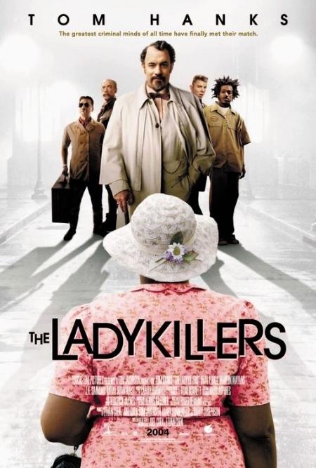 La locandina di Ladykillers