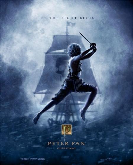 La locandina di Peter Pan
