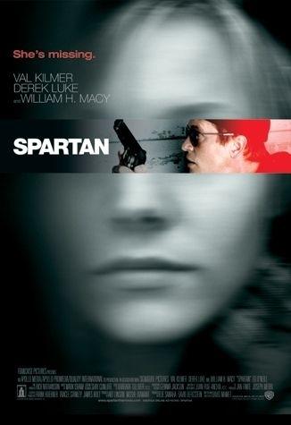 La locandina di Spartan