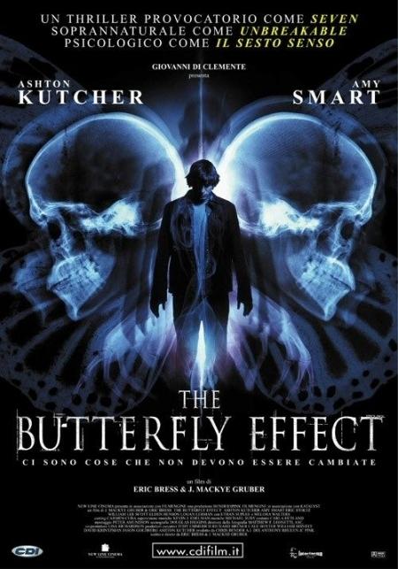 La locandina di The Butterfly Effect