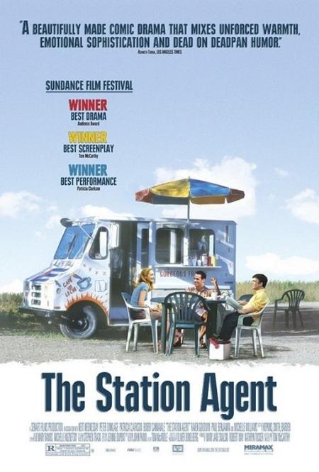 La locandina di The Station Agent