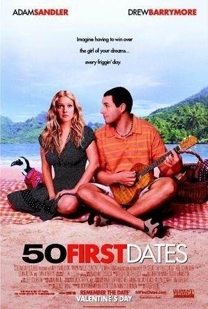 La locandina di 50 volte il primo bacio