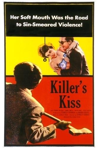 La locandina di Il bacio dell'assassino