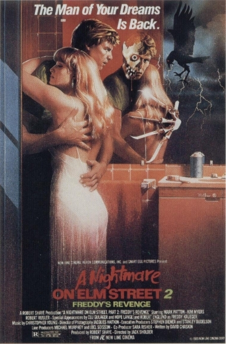 La locandina di Nightmare II: la rivincita