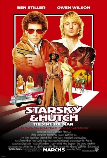 La locandina di Starsky & Hutch