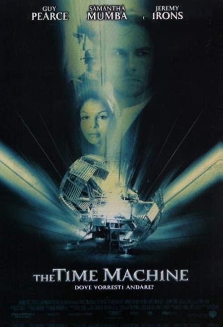 La locandina di The time machine