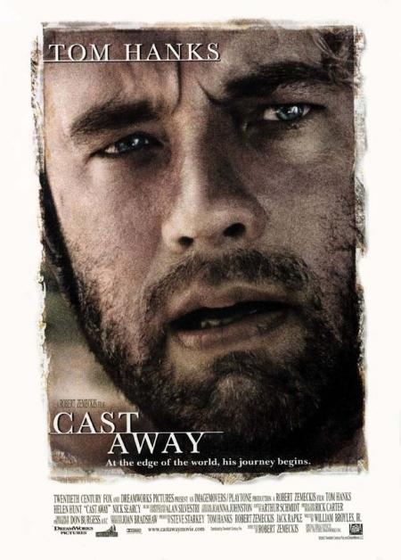 La locandina di Cast Away