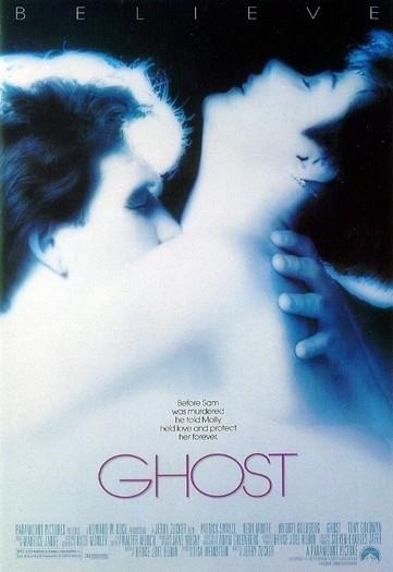La locandina di Ghost - Fantasma