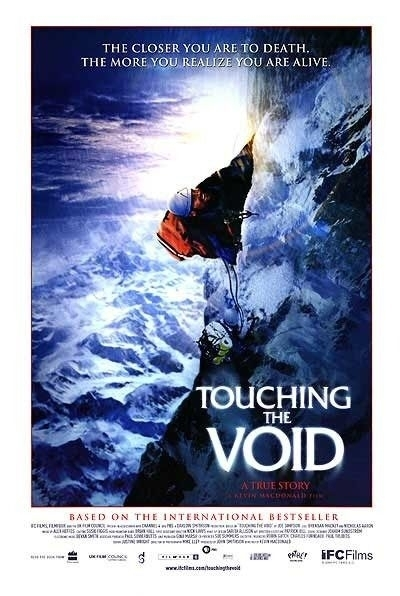 La locandina di La morte sospesa - Touching the Void