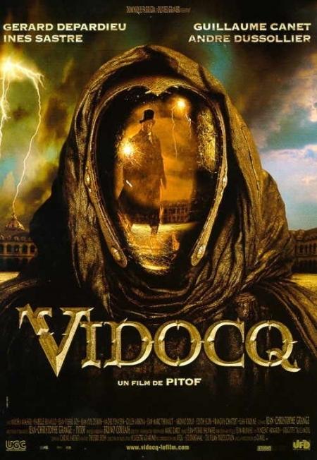 La locandina di Vidocq