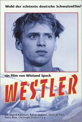 La locandina di Westler